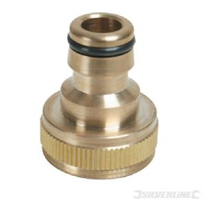 Tap Connector Brass
